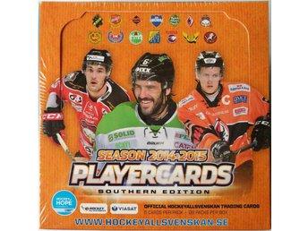 2014-2015 Hockey Allsvenskan Trading Cards Southern Edition Box - Rönninge - 2014-2015 Hockey Allsvenskan Trading Cards Southern Edition Box - Rönninge