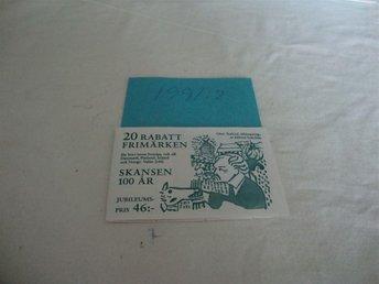 Rabattmärken från 1991 - Karlskoga - Rabattmärken från 1991 - Karlskoga