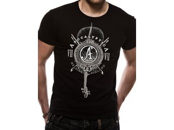 APOCALYPTICA - CELLO (UNISEX) T-Shirt - Extra-Large