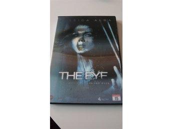 Javascript är inaktiverat. - Valbo - En begagnad DVD FILM/ SKRÄCK med Jessica Alba: THE EYE Obs! Köparen betalar frakten på :18:- - Valbo