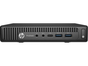 HP Prodesk 600 G2 Core i5-6500T 2.5Ghz 4GB DDR4 DDR4 500GB HD Win10 NYSKICK