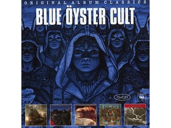 Blue Öyster Cult: Original album classics (5 CD)