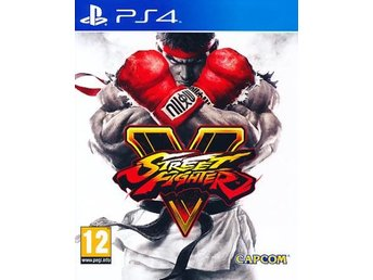 Street Fighter V PS4 (PS4)