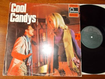 COOL CANDYS - S/T, LP Fontana Special 197