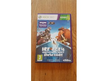 Ice Age 4 Continental Drift - Xbox 360 KINECT