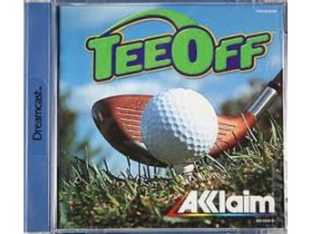 Tee Off - Dreamcast
