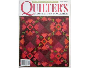 Ouilters newsletter magazine nr 29 sept 1997