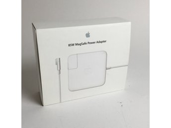 Apple, Macbook laddare, MagSafe Adapter, Vit