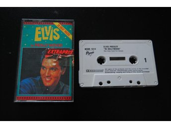 "ELVIS PRESLEY ""IN HOLLYWOOD"" KCBR 1014"