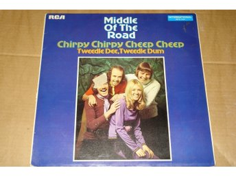 Middle Of The Road - Chirpy Chirpy Cheep Cheep (LP)