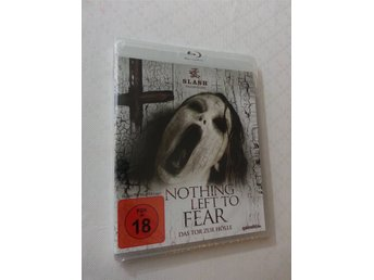 Nothing Left to Fear (Blu-ray UNCUT) 2013 (Anne Heche, James Tupper) CREEPY!
