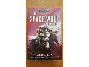 Space Wolf av William King (Black Library)