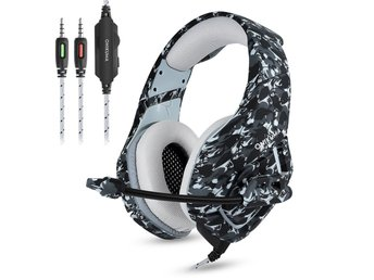 ONIKUMA K1 3.5mm Stereo gaming headset.. (332675046) ᐈ Prylar-se på ... 3a58856b5f62b