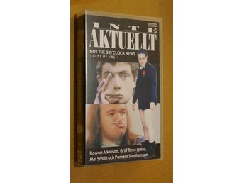 INTE AKTUELLT - NOT THE 9O.CLOCK NEWS-BEST OF VOL.1 (VHS)