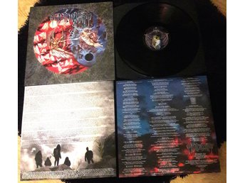 THIRD STORM - THE GRAND MANIFESTATION 2018 Svart vinyl/Black metal/death metal