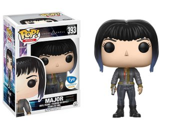 POP! Ghost in the Shell Major Exclusive