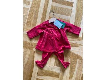 NY! Julklänning till bebis från H&M, strl 56. K.. (419781096