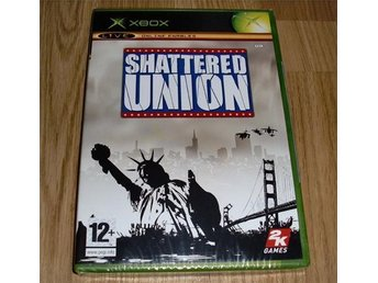 Xbox: Shattered Union (ny)
