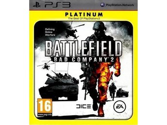 Battlefield: Bad Company 2 - Best FPS 2010 - Helt nytt till PS3!!!