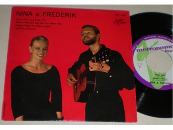 Nina & Frederik EP/PS Eden was just like this 1960?
