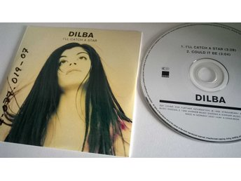 Dilba - I'll catch a star / Could it be, single CD