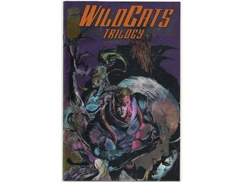 WildC.A.T.S Trilogy # 1 VF-NM Foil Cover - Vikingstad - WildC.A.T.S Trilogy # 1 VF-NM Foil Cover - Vikingstad
