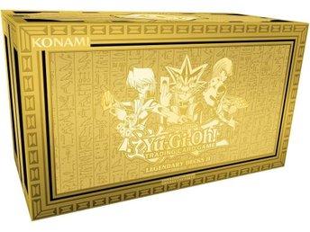 Yu-Gi-Oh! Legendary Decks II Box - Vindeln - Yu-Gi-Oh! Legendary Decks II Box - Vindeln