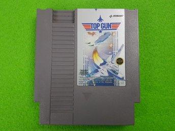 Top Gun EEC/SCN kassett Nes Pal-B Nintendo 8 bit - Hägersten - Top Gun EEC/SCN kassett Nes Pal-B Nintendo 8 bit - Hägersten