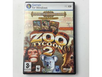 Zoo Tycoon2, Games For Windows, Datorspel, Skick: Normalt