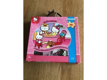 Träpussel Hello Kitty 30 bitar, 3+