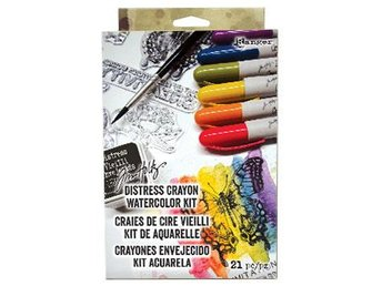 NYHET Distress Watercolor kit