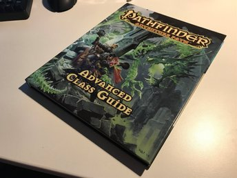 Pathfinder Roleplaying Game - Advanced Class Guide