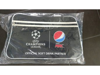 Champions League Pepsi bag väska NY