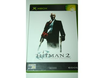 Hitman 2 - Silent Assassin (Xbox)