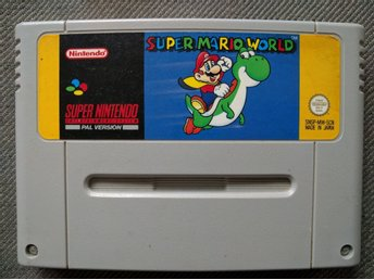 Super Mario World Scn