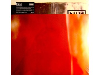 "Nine Inch Nails - Fragile NY LP ""UTGÅNGEN"""