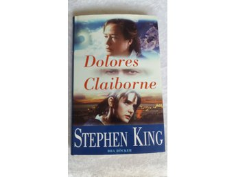 Dolores Claiborne av Stephen King