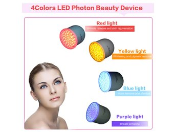 Brilliantlook LED Photon Skin Rejuvenation Aknebehandling