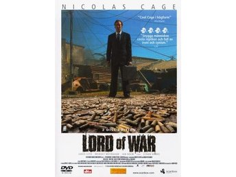 Lord of war (2-disc)-Nicolas Cage och Bridget Moynahan