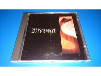 DEPECHE MODE - speak & spell - INT 846.844 - (cd)