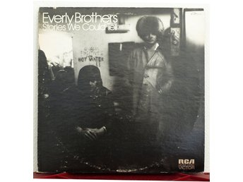 LP. EVERLY BROTHERS - STORIES WE COULD TELL.