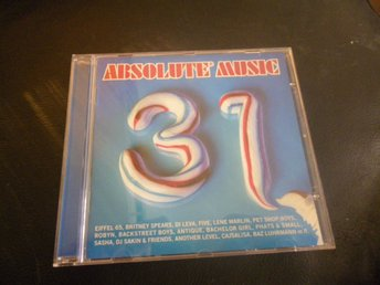 absolute music 31 cd
