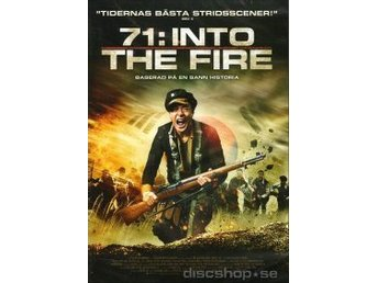 71: Into the fire Krigsfilm från 2010 av John H Lee med Seung-won Cha  INPLASTAD