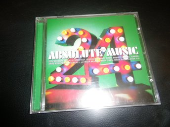 absolute music 24 cd