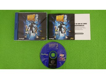 MDK 2 KOMPLETT Sega Dreamcast shadow man