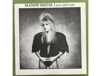 VinylsingeL, MANDY SMITH (BILL WYMAN), I JUST CANT WAIT/YOURE NEVER ALONE