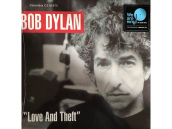 BOB DYLAN - LOVE AND THEFT 2-LP 180G NY