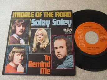 "Middle Of Te Road ""Soley Soley/To Remind Me"""