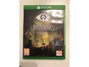 Xbox One spel Little Nightmares