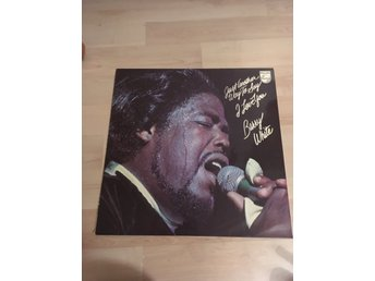 Barry white LP